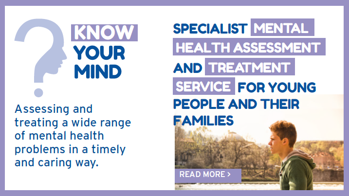 Know Your Mind - A whole school approach to mental health and emotional wellbeing